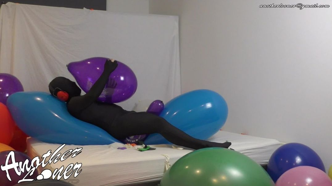 Sit and Pop Balloons United Crystal BB14 on GL1200(Ses 30, Vid 4)