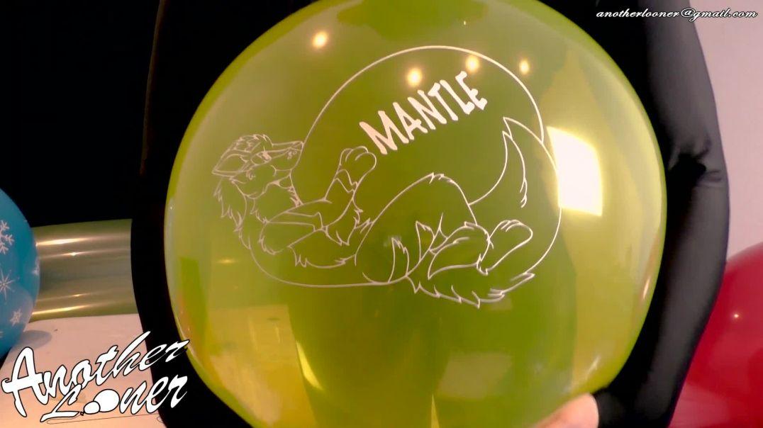 Bouncing Hard and Sit Popping Balloon Nova Furry Print (Ses 37, Vid 4)