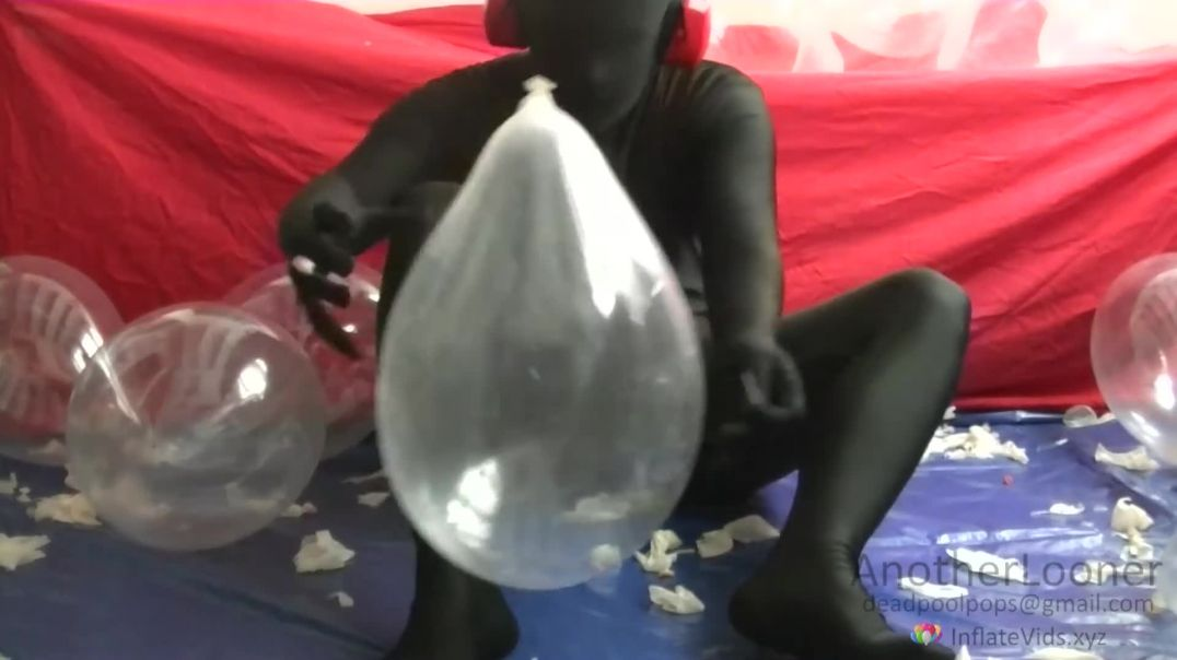 """Pin Popping Clear 12"""" (Ses 7, Vid 7)"""