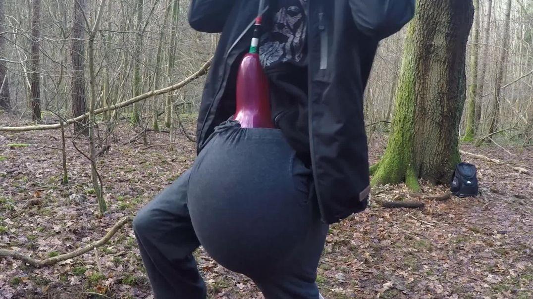 Pump to pop in pants