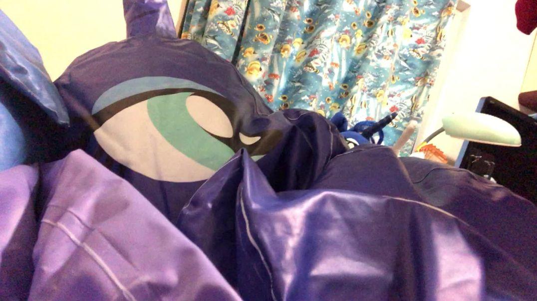 inflatable Pony Luna 2