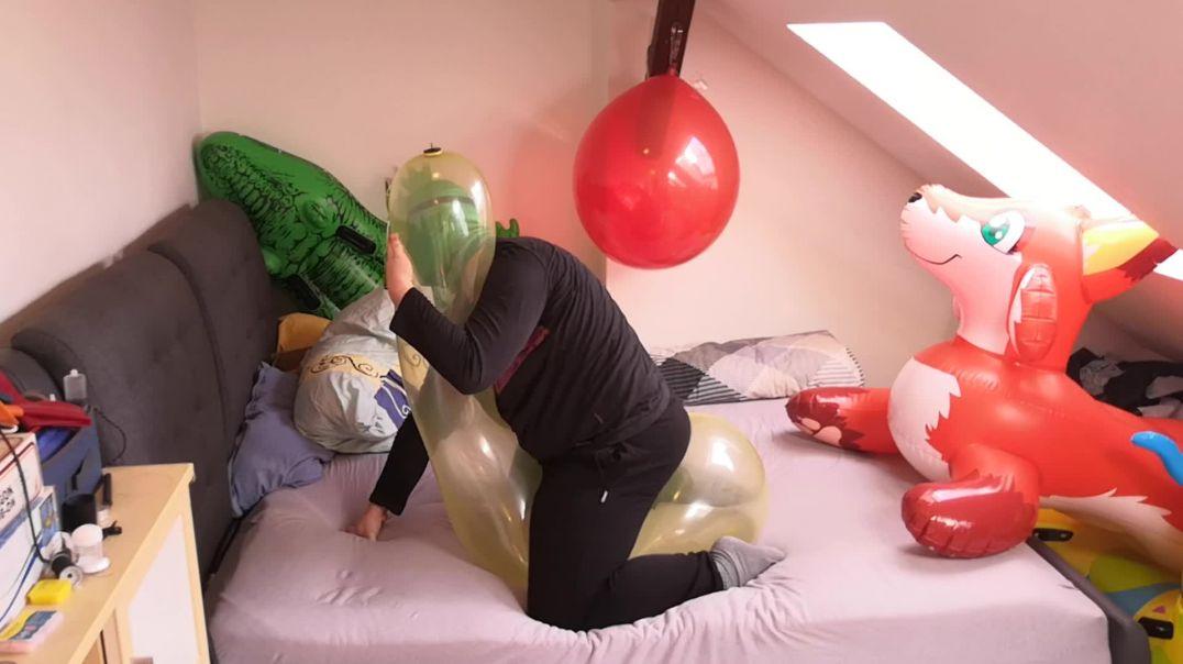 (pop) BalloonVault Crocodile Tear