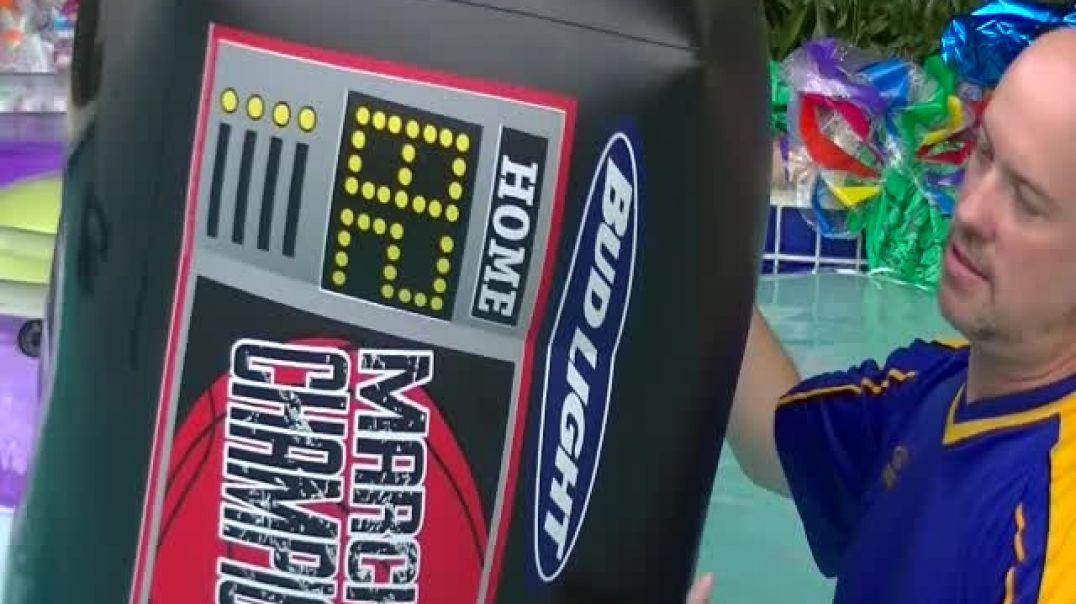 Pool Pop Inflatables part 1