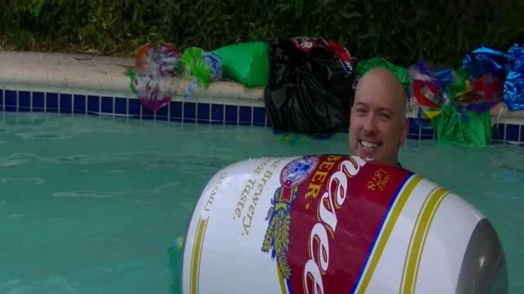 Pool Pop Inflatables part 2