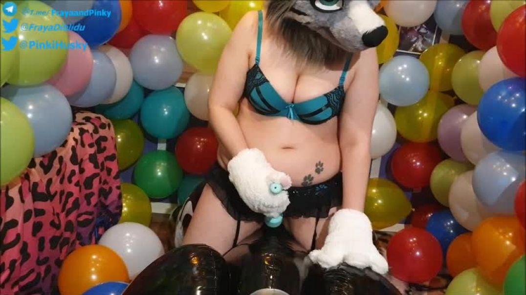 Frayas Balloon world part 2