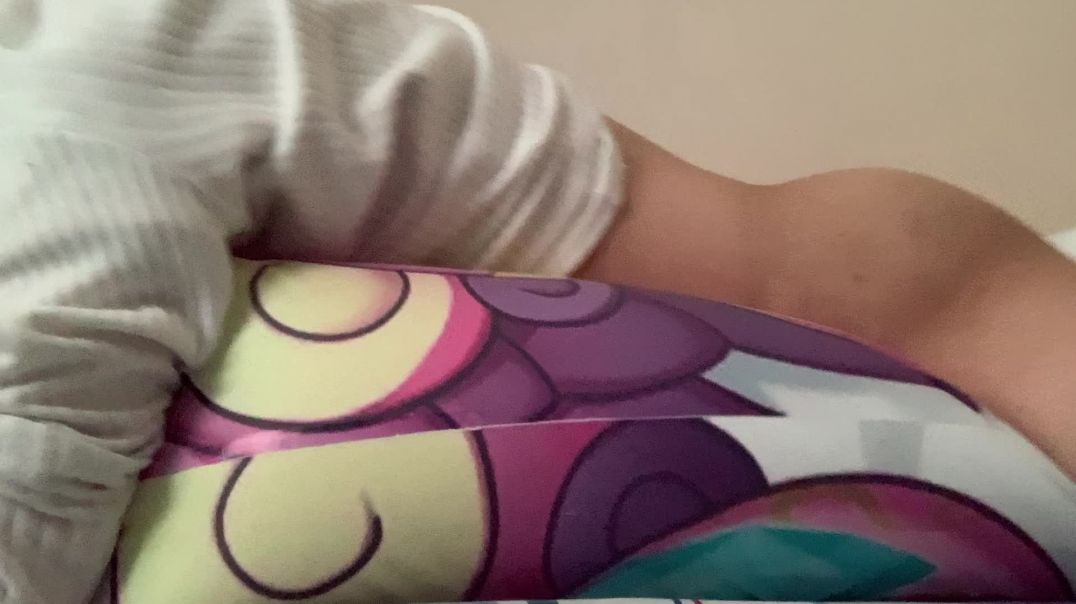 Inflatable body pillow Cadance 3