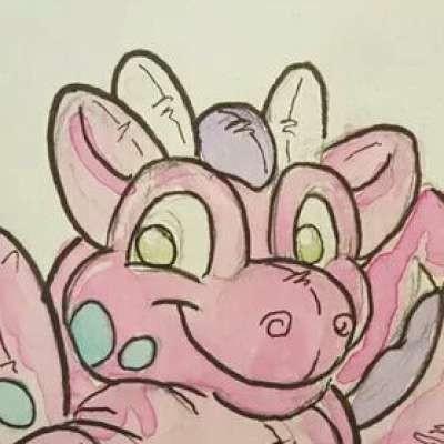 Squeak T Dragon