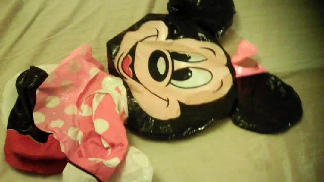 Small Minnie deflate