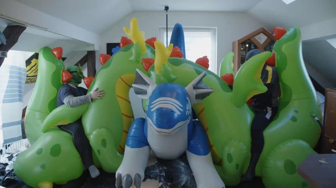 (pop) IW dragons go fweee
