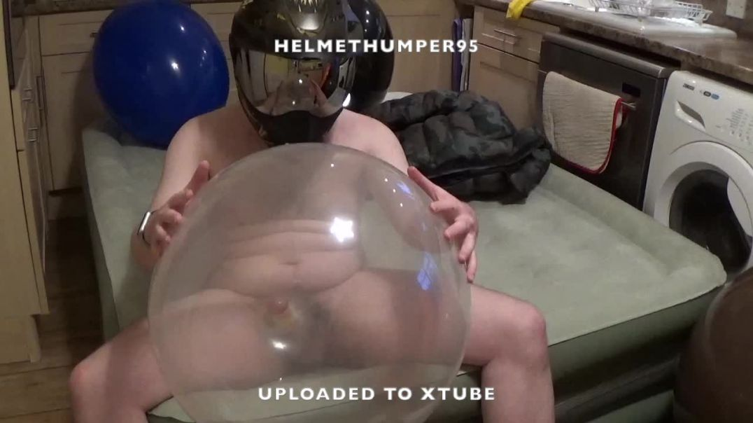 Clear Q24 Balloon Hump'n'Cum - XTVID