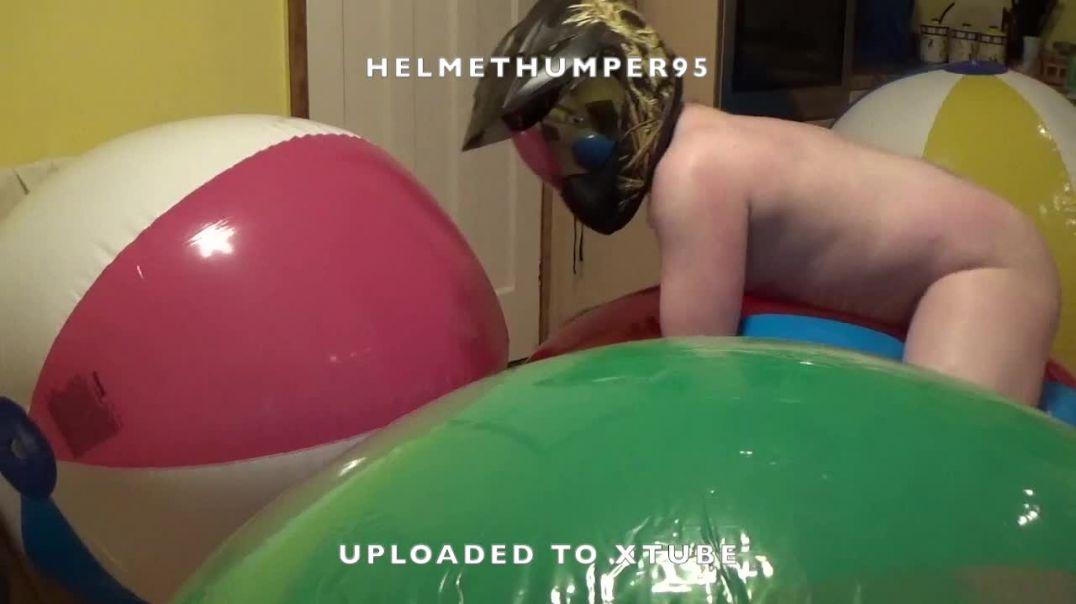 Big Beach Ball Hump'n'Cum - XTVID