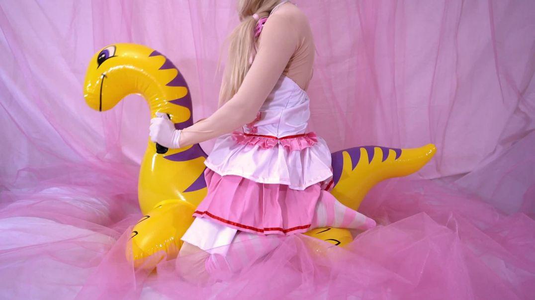 Intex Dino Ride & Pin-Pop