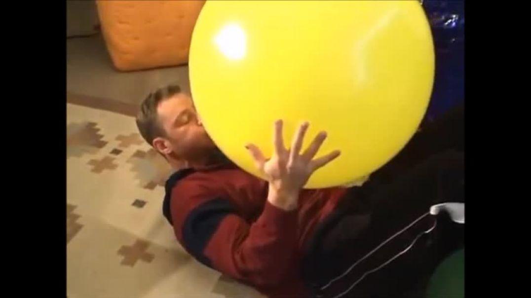 Balloon flexion