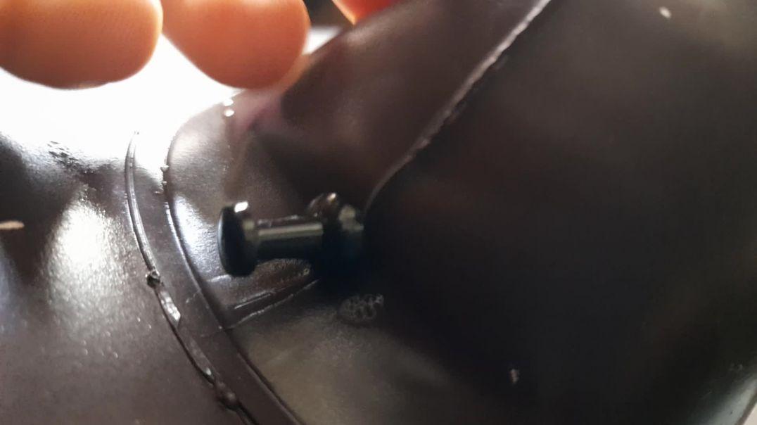 PP zenith tail spine leak
